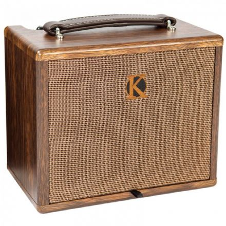 Kinsman KAA25 25W Acousti Amp - Mains & Battery Powered